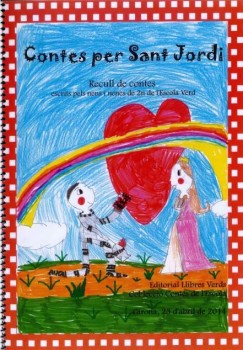 portada contes sant jordi 2014