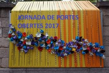 """""""Jornada de portes obertes 2017"""""""