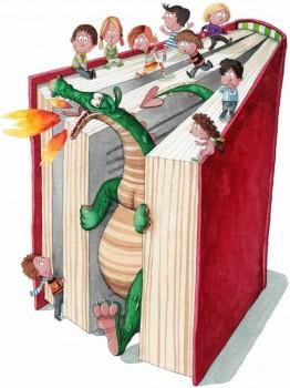 """""""Activitats de Sant Jordi a la biblioteca"""""""