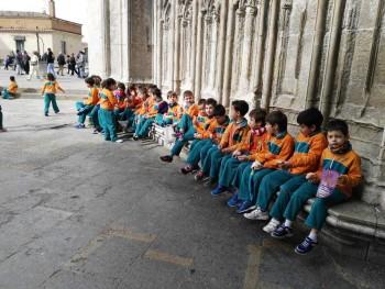 """Visita a la Catedral 1r i 2n"""
