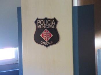 """HEM VISITAT LA POLICIA MUNICIPAL"""