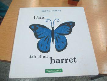 """""""Conte: Una papallona dalt d'un barret"""""""