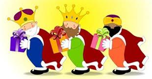 """""""Visca els tres Reis, de l'Orient!"""""""