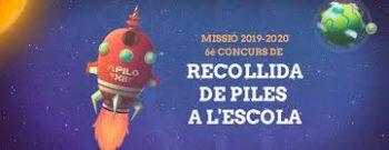 """""""APILO XII: Les piles al planeta reciclatge"""""""