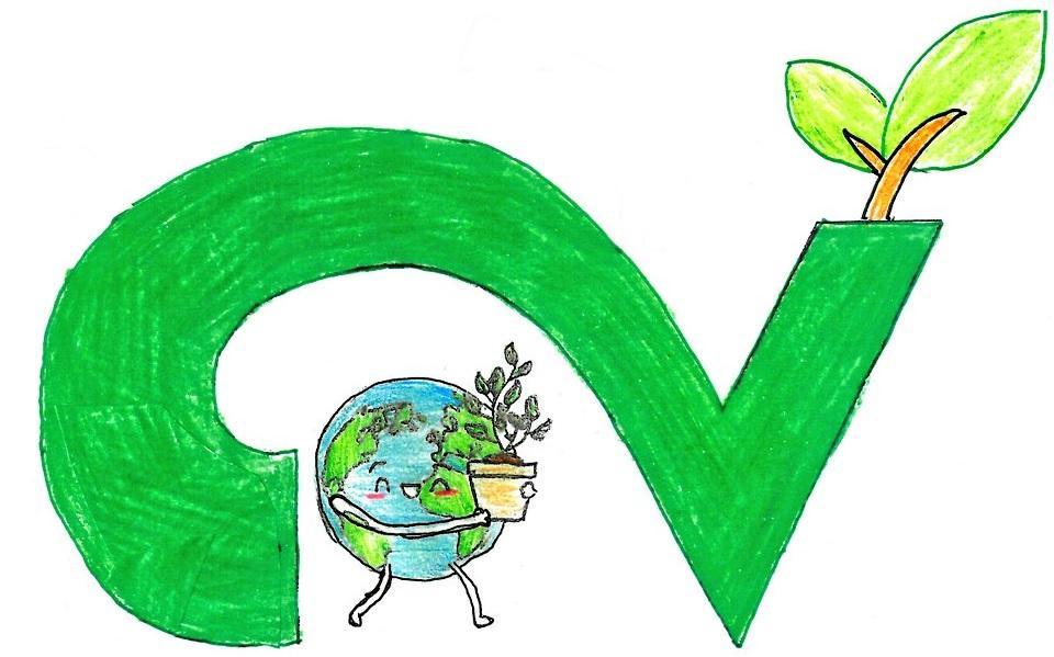 Escola Verd amb el canvi climàtic
