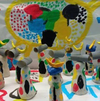 """""""Coneguem Joan Miró"""""""